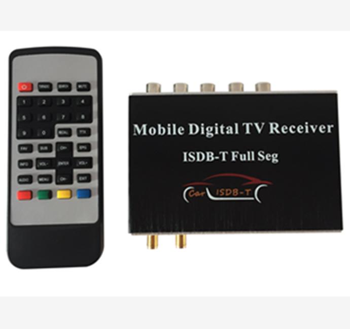HD Car ISDB-T(full seg)Receiver (Two tuner)