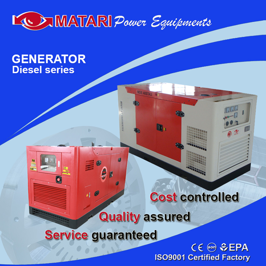 Power generation series