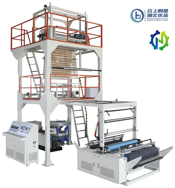 SL-45*2-800 ABA co-extrusion FILM BLOWING MACHINE