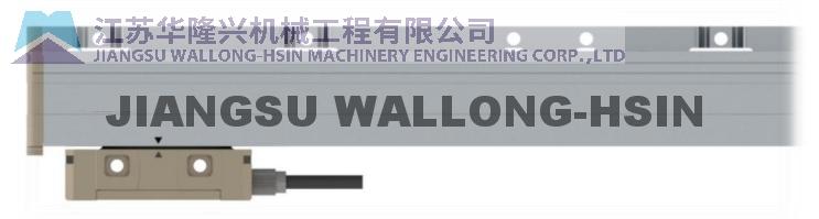 Jft-10 series grating ruler