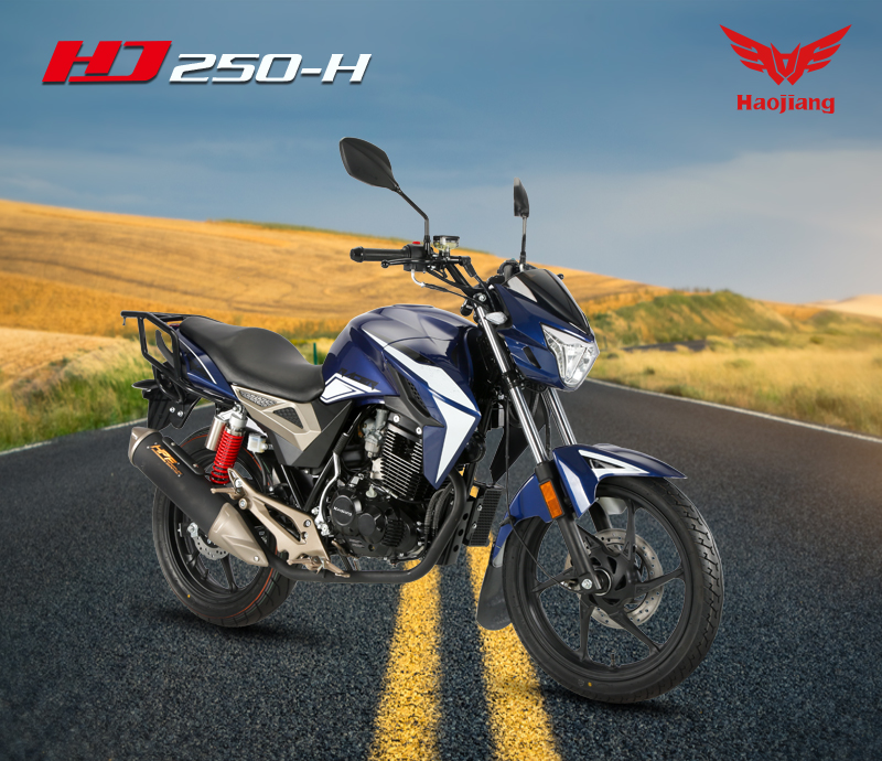 HJ250-H 250cc motorcycle