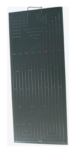 Hot Water Heater Thermodynamic Solar Panel
