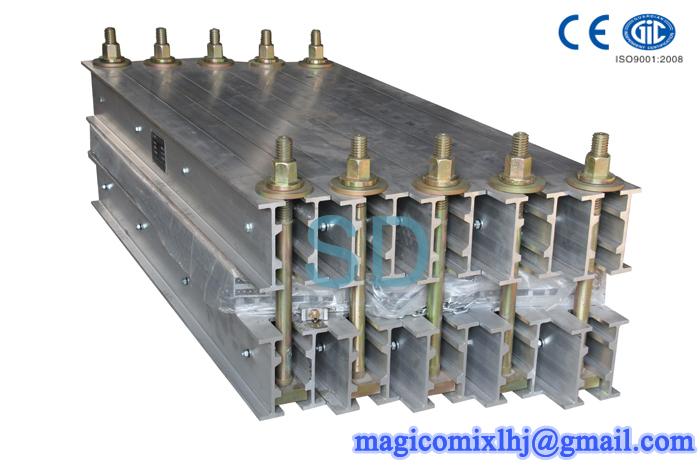 SD Portable Conveyor Belt Rubber Vulcanizing Press Machine for 650mm