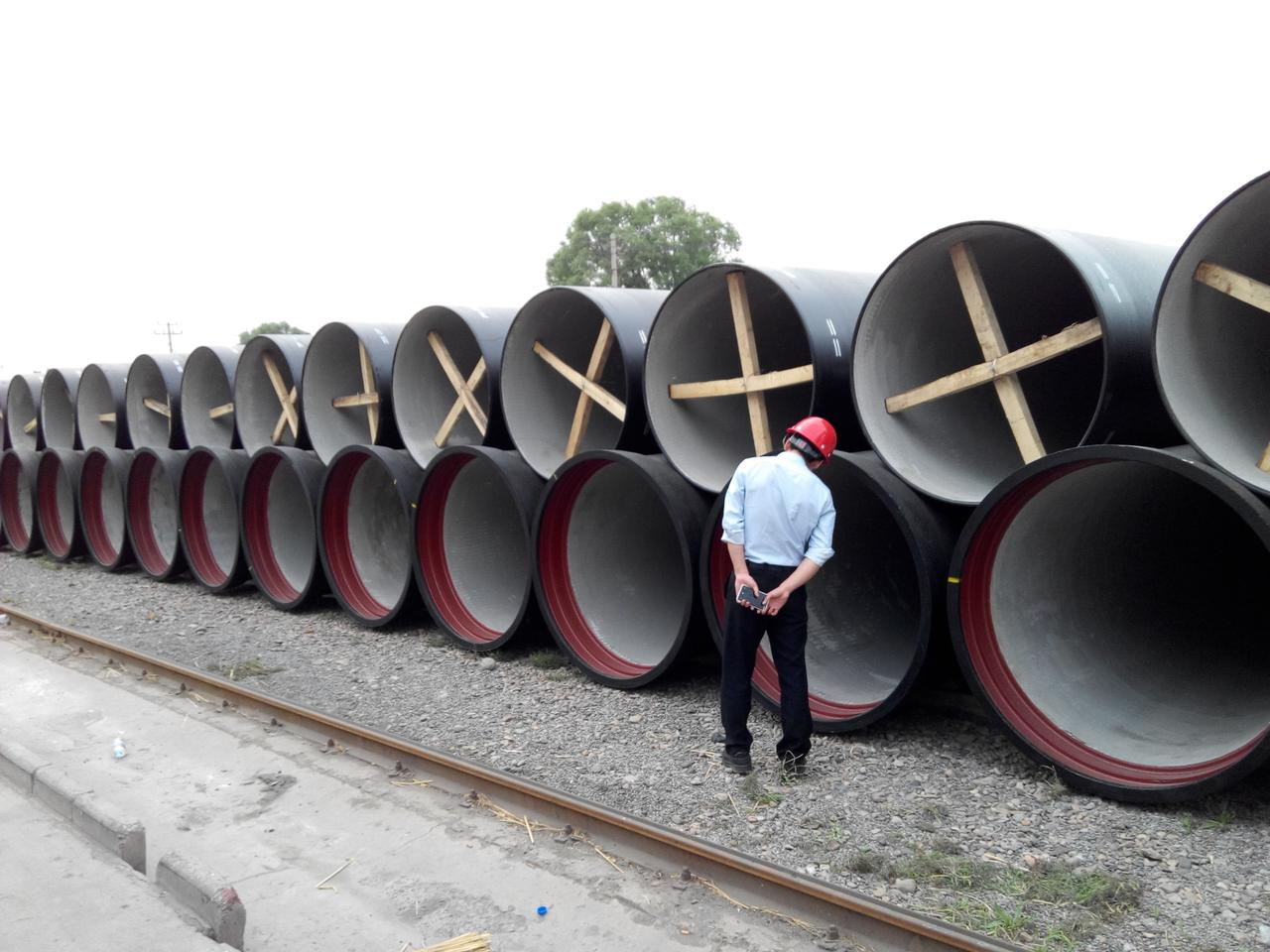 sc 1 th 194 & Ductile Iron Pipes for drinking water project