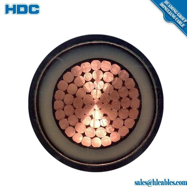 Cu Al Conductor Xlpe Insulation 11kv 33kv 240mm2 500mm2