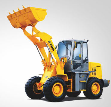 XG916I 1T Wheel Loader