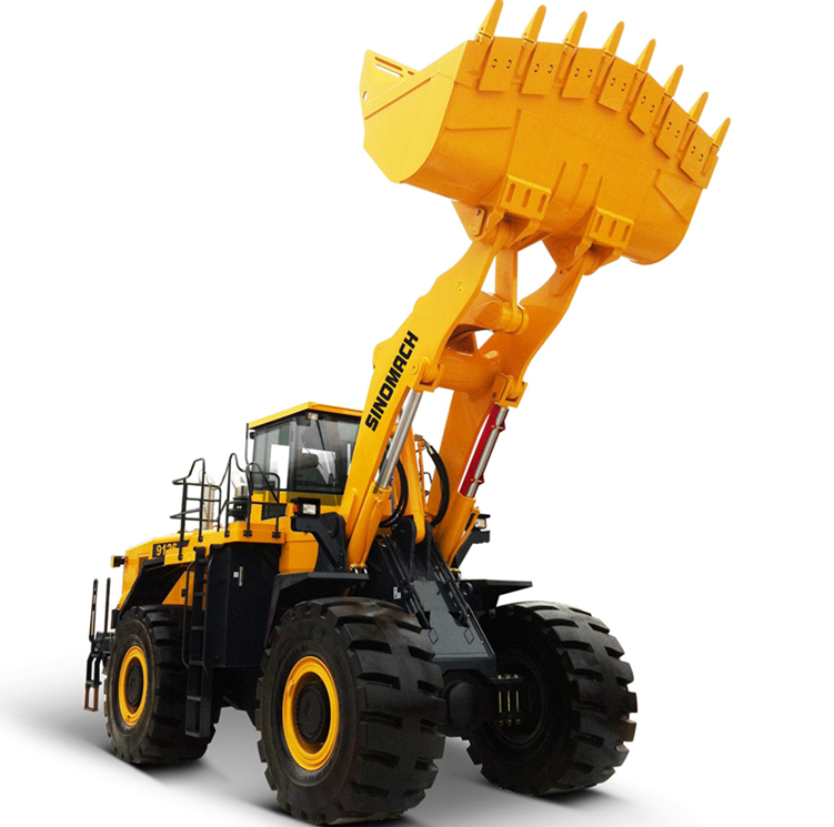 Wheel loaders  GZ9126