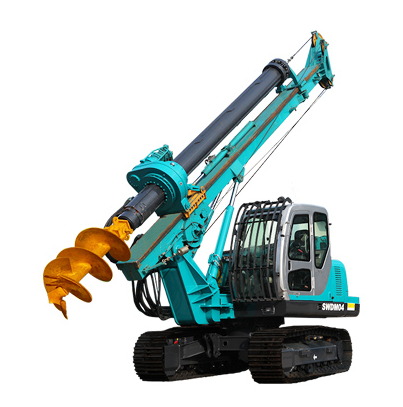 SWDM04Rotary drilling rig