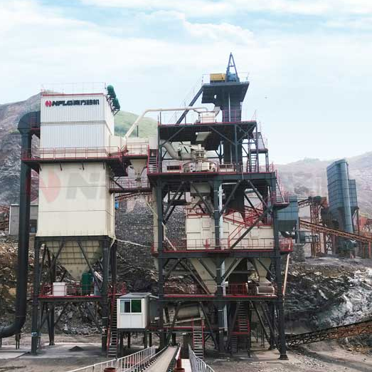 S3 Series Dry-type Shaping and Sand Making Equipment