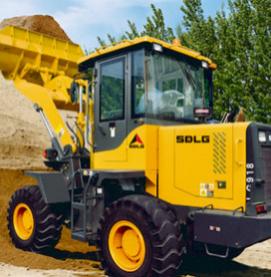 LG918 loader