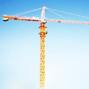 Top-Slewing Cranes
