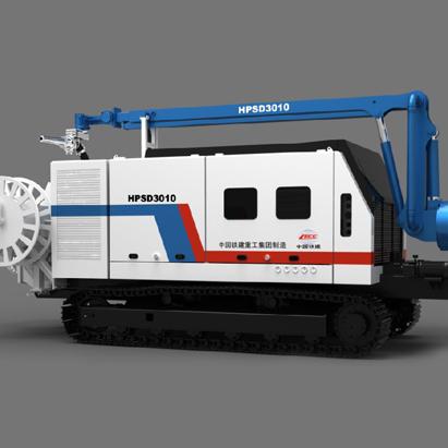 HPSD3010 Series Shotcrete