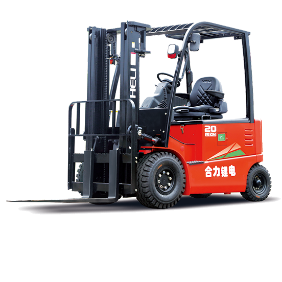 G Series 2-2.5t lithium battery forklift