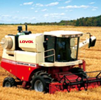 Combine Harvester: GN60