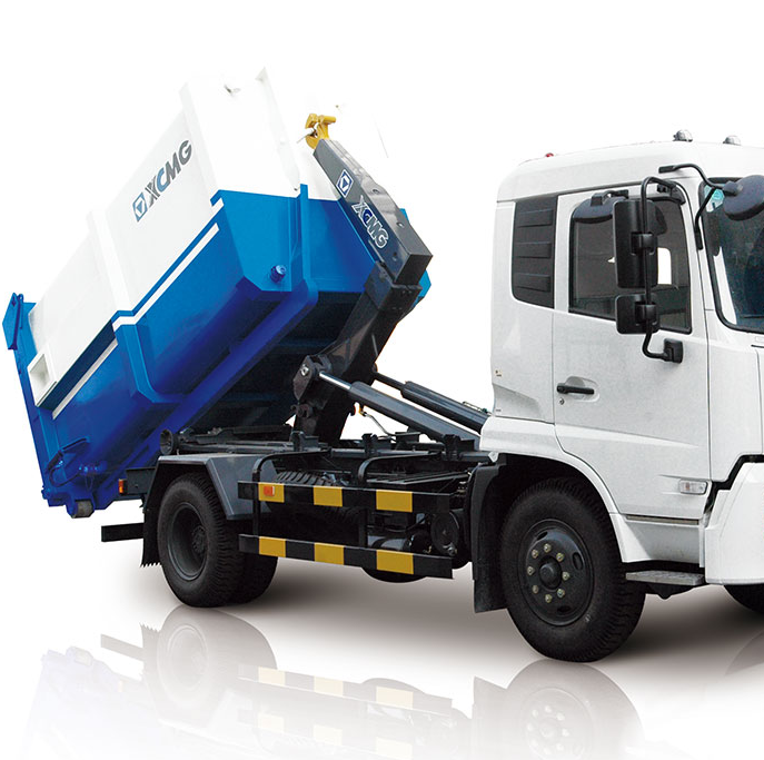 Detachable container garbage collector XZJ5120ZXX
