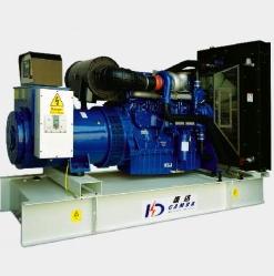 Perkins powered diesel generator set
