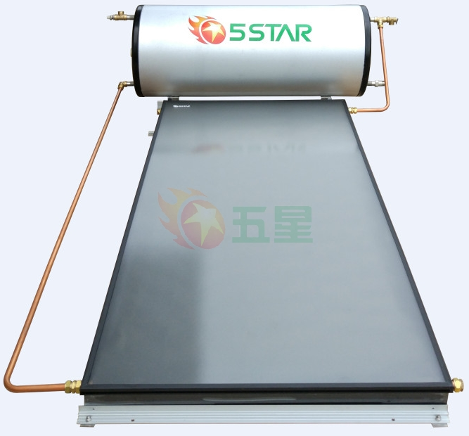Pressurized Thermosihphon Solar Water Heater