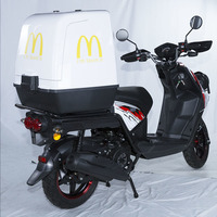 AVENTRU-D SCOOTER FOR DELIVERY