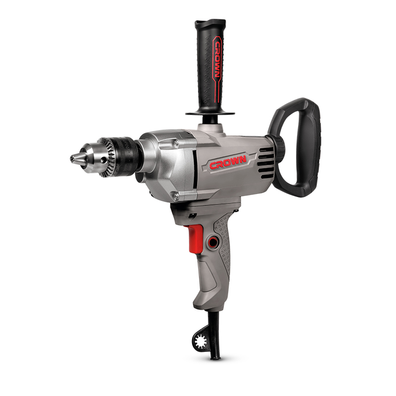 CROWN Electric Drills Spade Handle Mixer Corded Power Tools CT10148