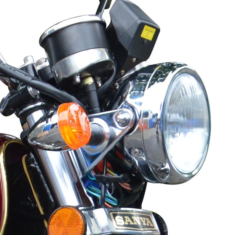 Motorcycle hot sale africa market SY125-8 SANYA