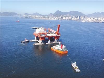 中国海洋工程装备靠自主研发闯拉美