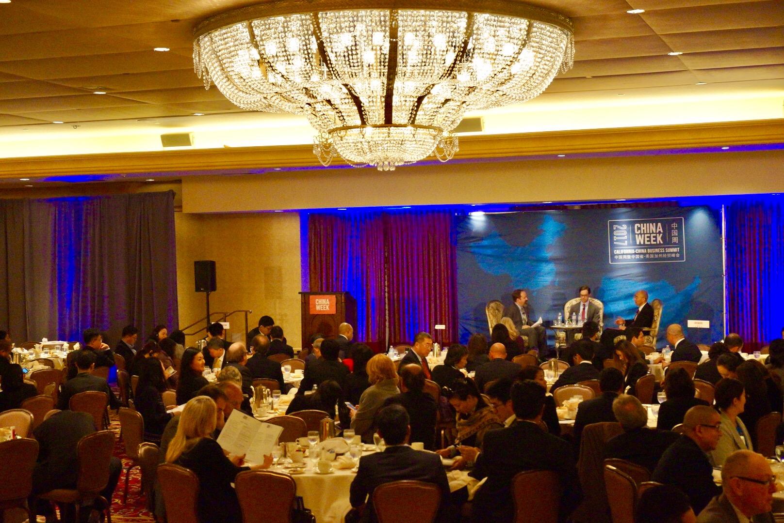 机电商会率团赴美国洛杉矶成功举办系列贸易投资促进活动
