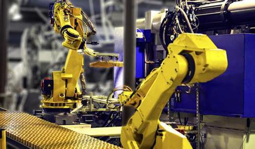 今年中国机器人产业规模将达62.8亿美元