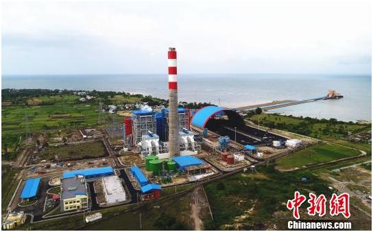 中国葛洲坝集团承建的印尼燃煤电站提前全面运营投产
