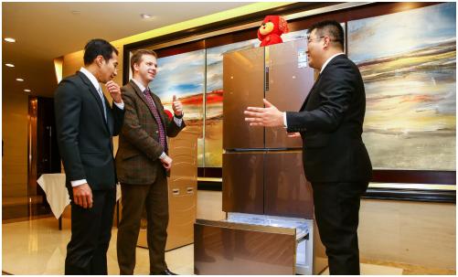 国产电器以创新技术走向高端 中国制造享誉全球