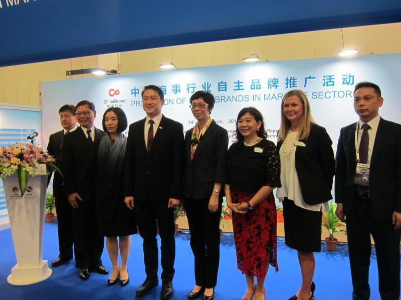 中国品牌新加坡亚太海事展实施精准推广