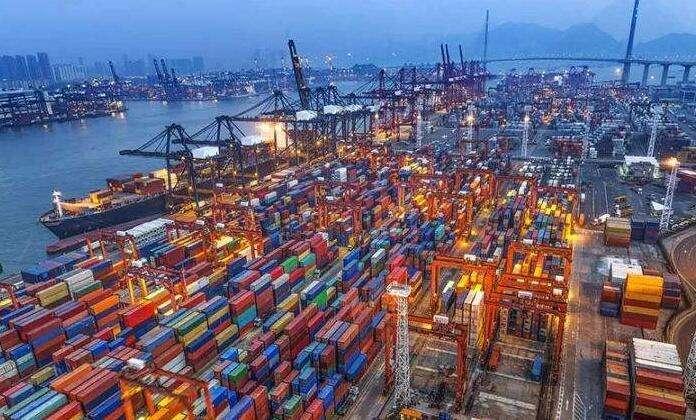 中国外贸增长稳中显优更趋平衡