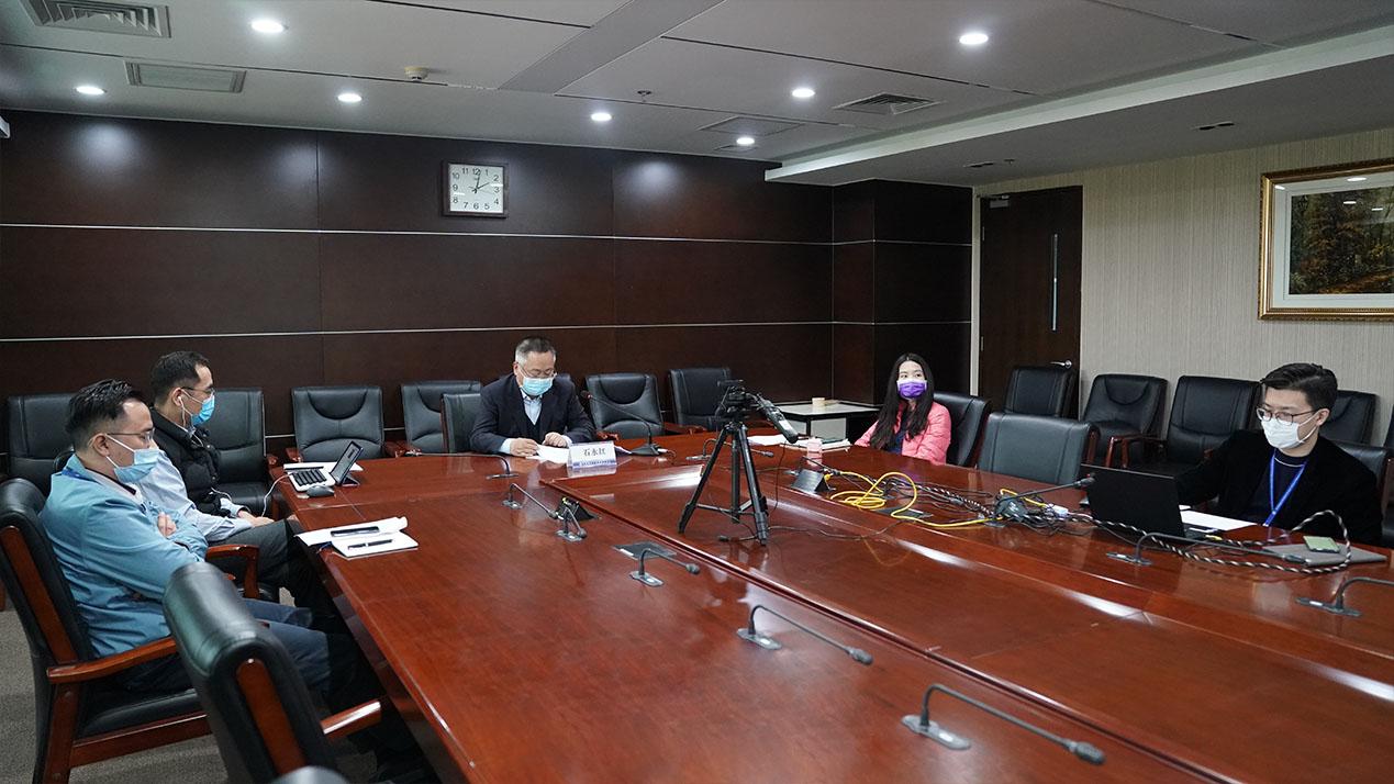 石永红副会长出席新能源国际投资联盟一届三次大会