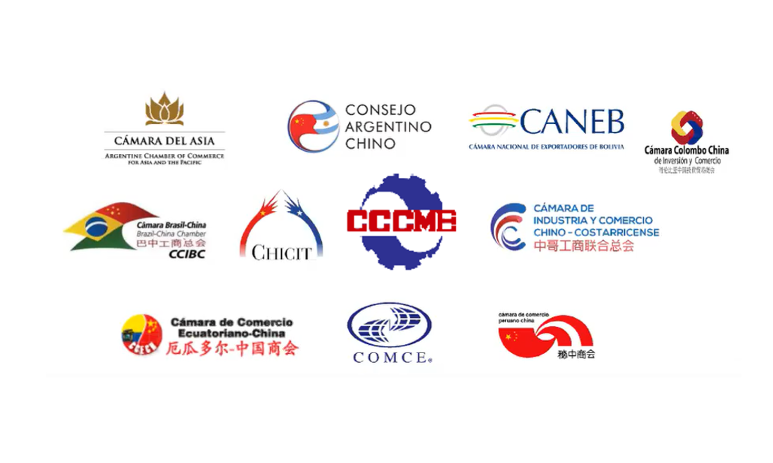 张钰晶会长与拉美十国商协会进行线上交流