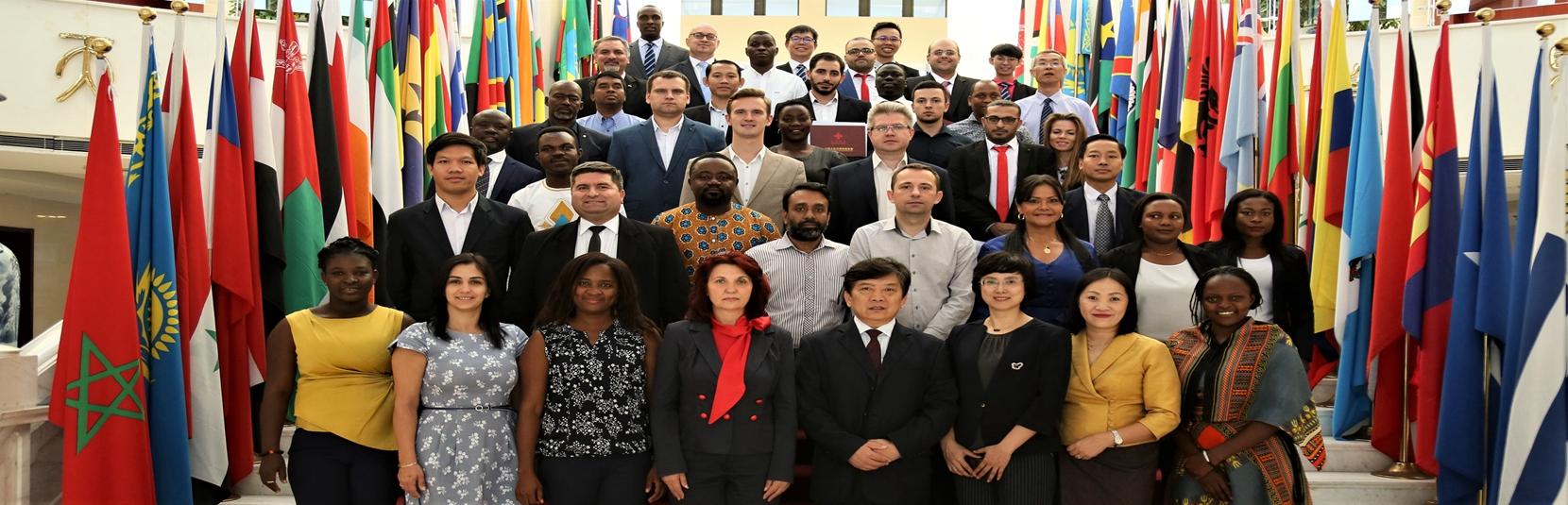 2019 Seminar for Officials & Business Leaders of Developing Countries Involved in Telecommunications & IT Industry