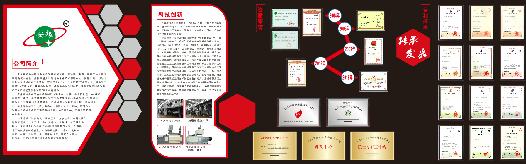 Anlu Tianxing Food And Oil Processing Mach. Equipment Co.Ltd