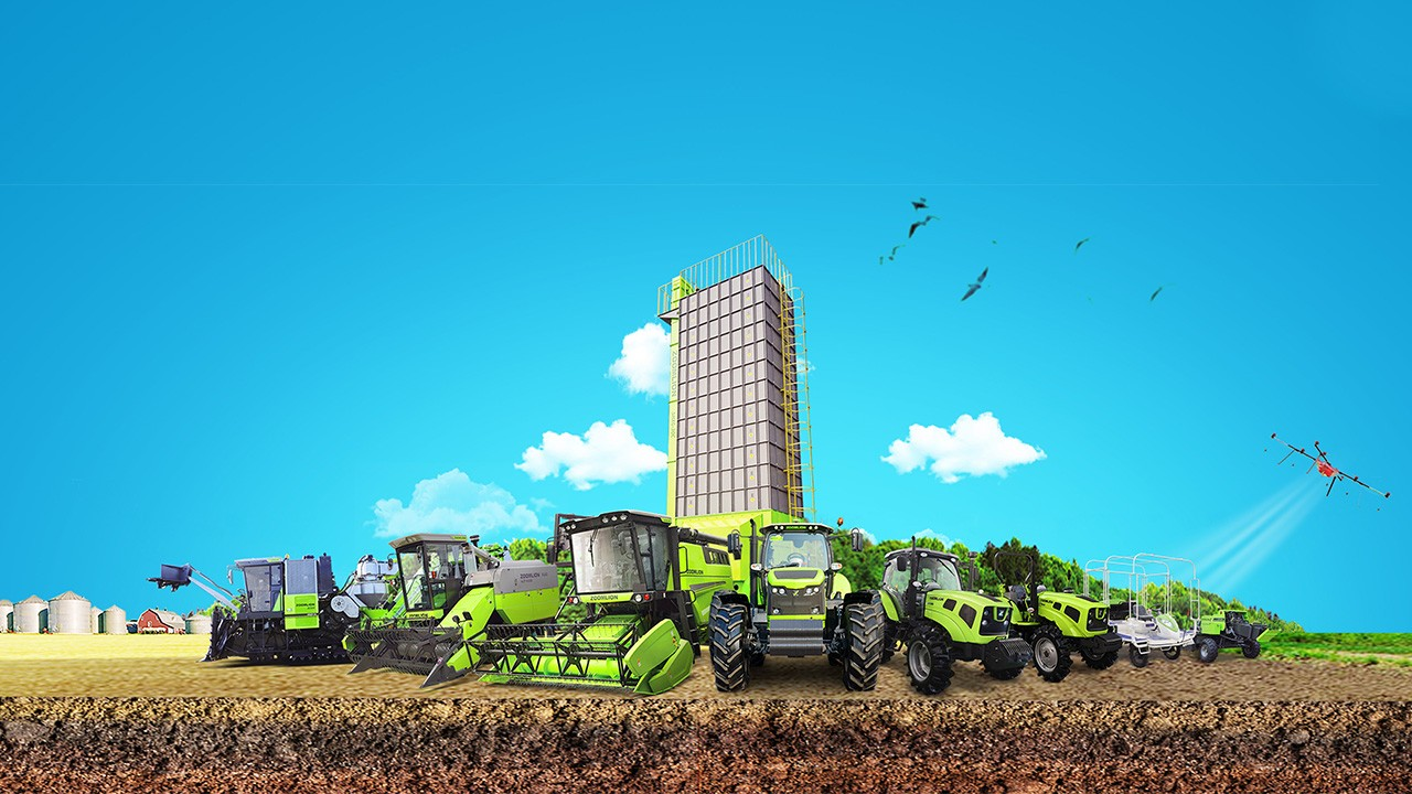ZOOMLION AGRICULTURE MACHINERY CO.,LTD