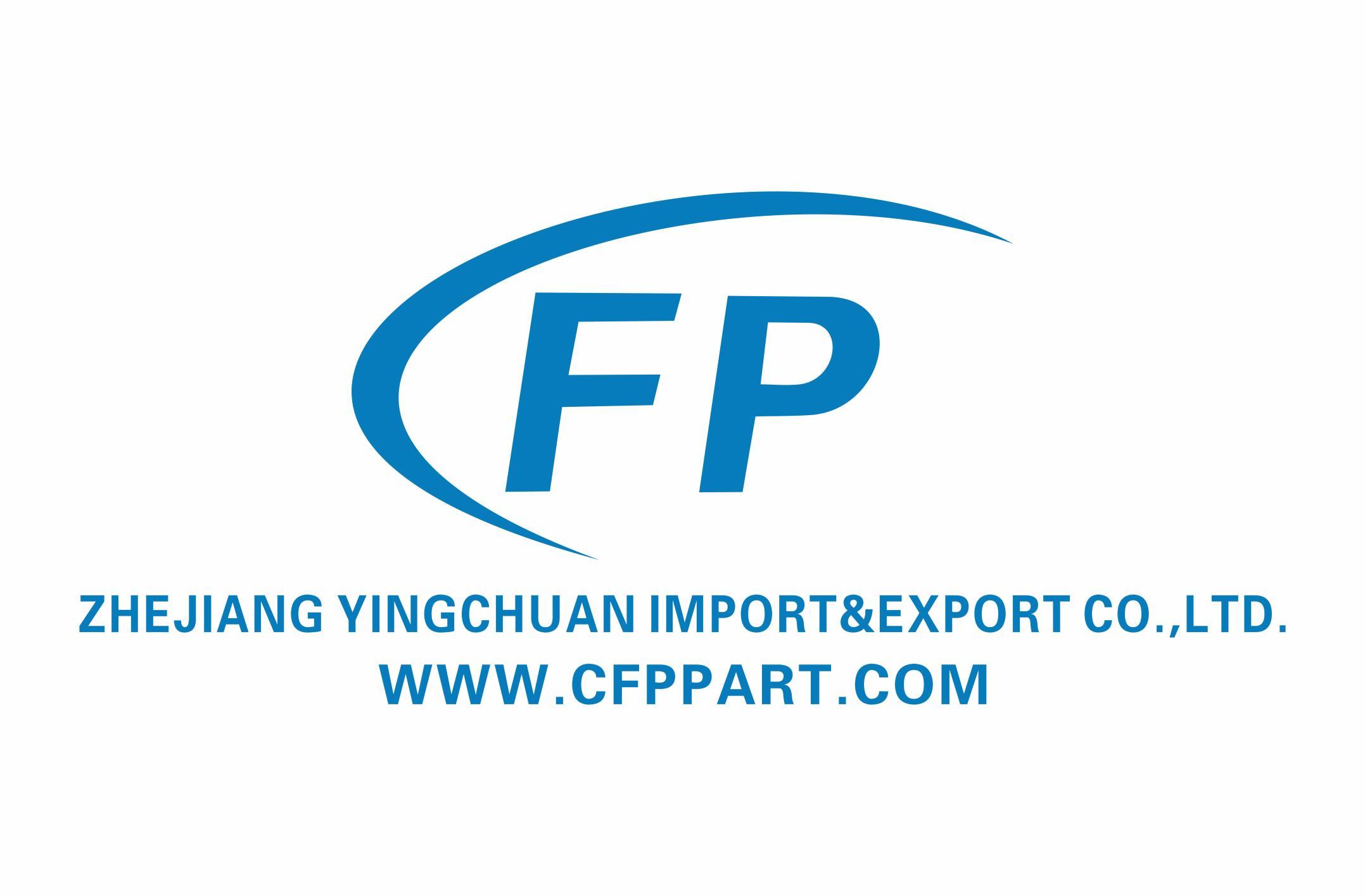 TAIZHOU YINGCHUAN IMPORT & EXPORT CO., LTD.