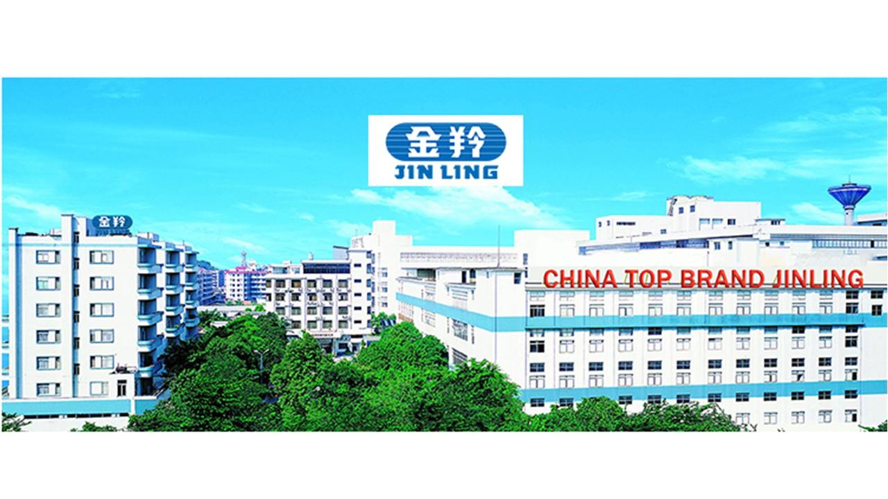 JINLING ELECTRICAL APPLIANCES COMPANY LTD.