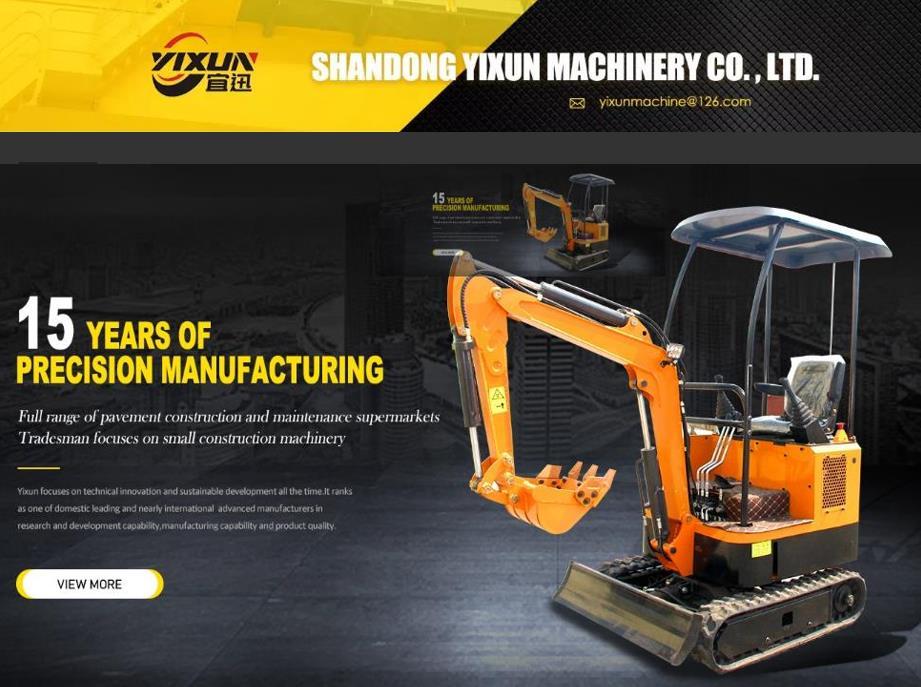 Jining Yixun Machinery Co., Ltd.