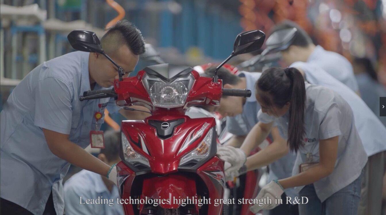GUANGZHOU HAOJIN MOTOCYCLE CO., LTD.