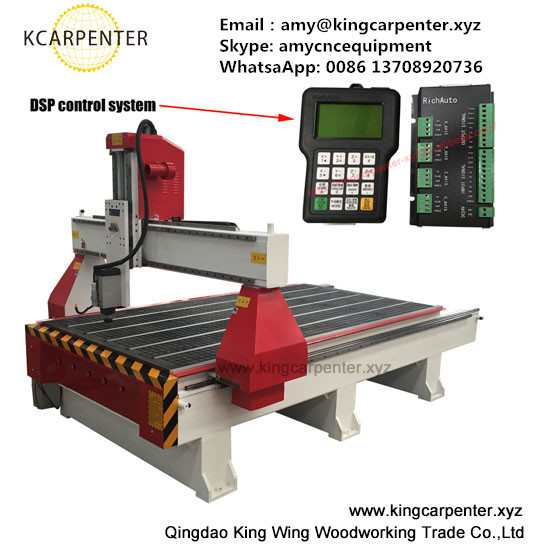 Qingdao King Wing Woodworking Trade Co., Ltd.